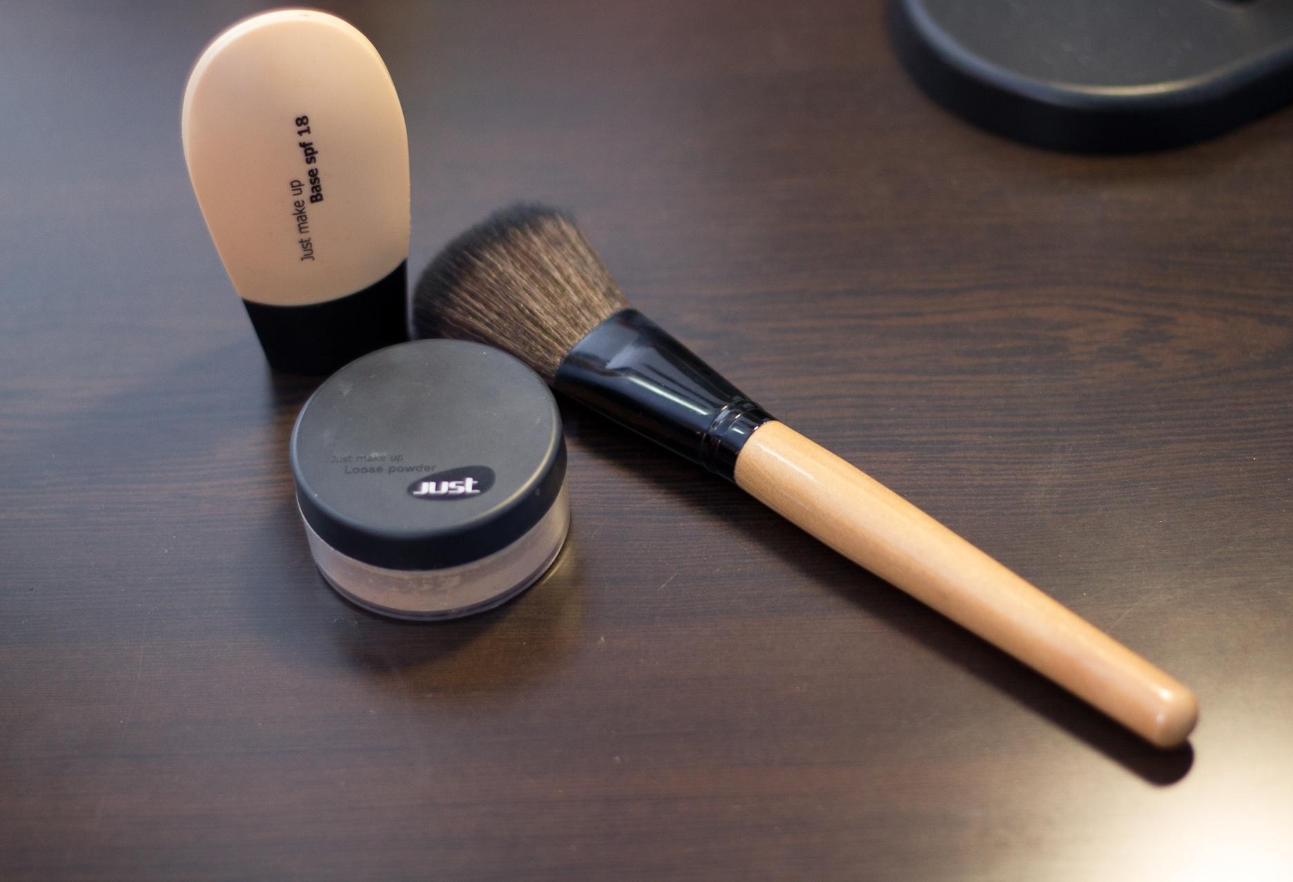 Кисти для макияжа just make